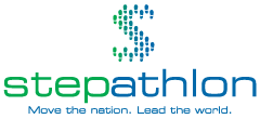 stepathlon logo